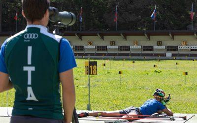Corsi di avvicinamento al Biathlon