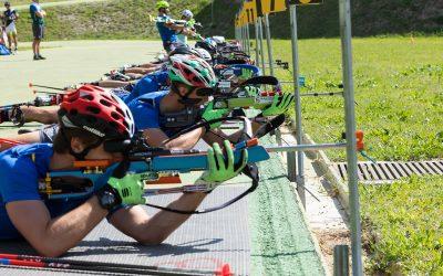 Summer biathlon del 09/08/2020